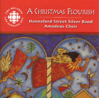A Christmas Flourish CD