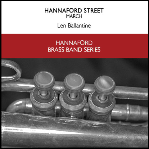 Cover Ballantine - Hannaford Street March Resized for web