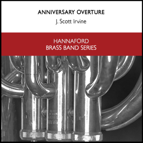 Cover Irvine - Anniversary Overture Resized for web