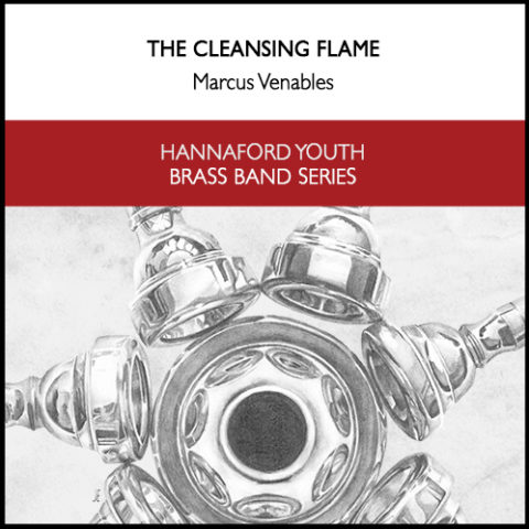 Cover Venables - The Cleansing Flame Resized for web