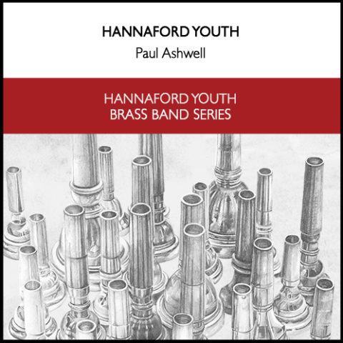 Cover Ashwell - Hannaford Youth Brass Band Resized for web